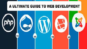 Qué CMS elegir? WordPress, Joomla, Drupal, Magento, Prestashop